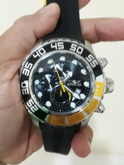 Promoção Relógio Invicta 20449 Pro Diver Masculino Original