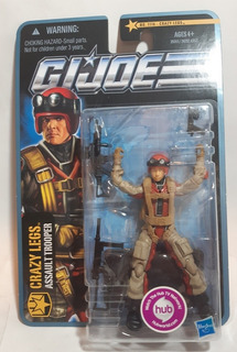 G.i.joe Pursuit Of Cobra Crazy Legs Assault Trooper