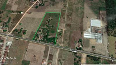Sitio Para Venda - 26.000 M2 Em Arapiraca - Alagoas - Al.