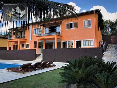 Casa Com 3 Dormitórios À Venda, 470 M² Por R$ 1.500.000 - Granja Viana Ii - Cotia/sp - Ca0054
