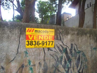 Terreno, Alto De Pinheiros, São Paulo - R$ 2.000.000,00, 450m² - Codigo: 5054 - V5054