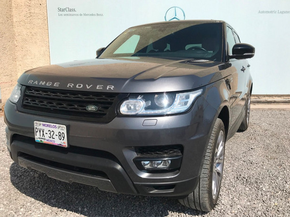 Land Rover Range Rover Sport 5.0l Supercharged At 2016