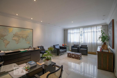 Apartamento No 6º Andar Mobiliado Com 4 Dormitórios E 2 Garagens - Id: 892934215 - 234215