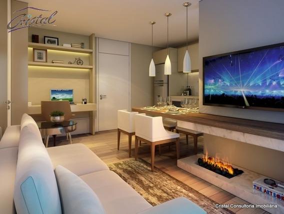 Apartamento Para Venda, 2 Dormitórios, Granja Viana - Cotia - 16379