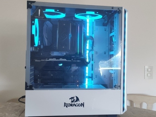 Ryzen 5 3500x + 16 Gb Ram + Nvme + Rx 570
