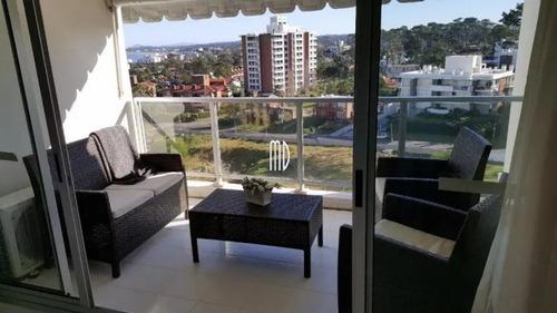 Hermoso Apartamento En Complejo De Categoría Primera Linea De La Mansa - Ref: 6358
