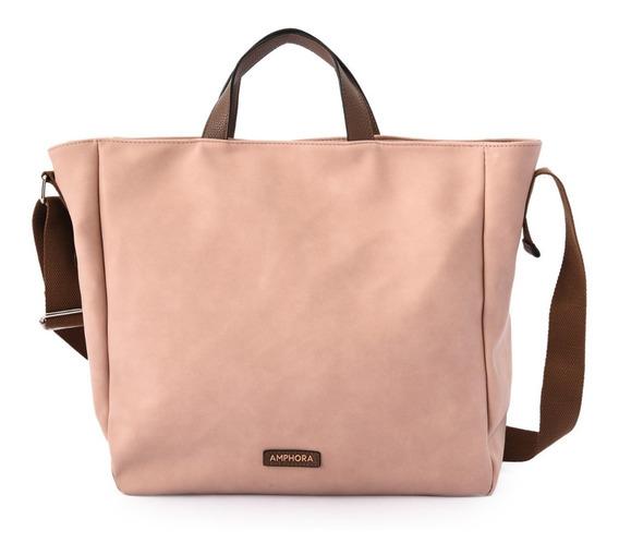 Amphora Cartera Phillipa Tipo Dos Asas Shopping Bag