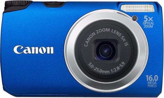 Câmera Digital Powershot A3300 Is