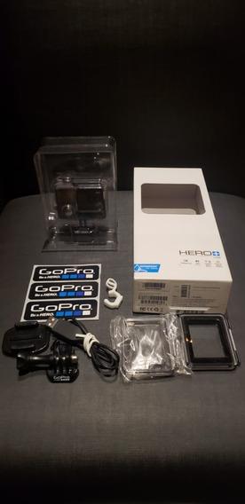 Go Pro Hero + Lcd 8mp Wi Fi Bluetooth