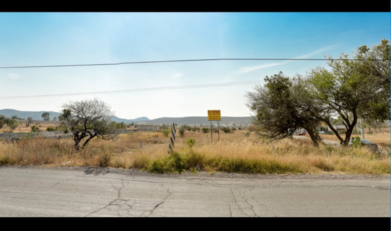 Terreno Santa Rosa Jauregui Camino A La Solana
