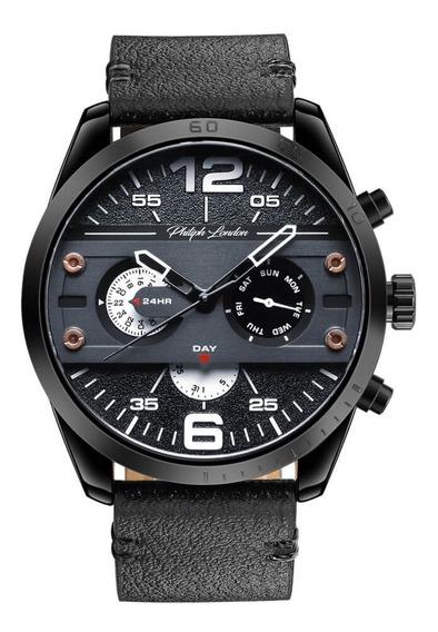 Relógio Masculino Philiph London Pl80008512m