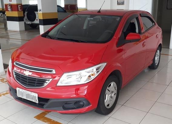 Chevrolet Onix 2012/2013 Vermelho 4 Portas