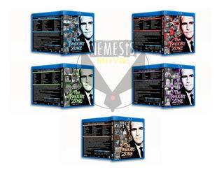 La Dimensión Desconocida Bluray - Serie The Twilight Zone