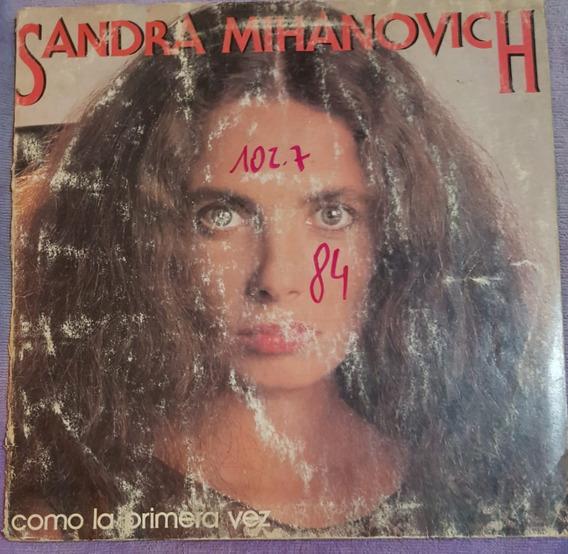 Sandra Mianovich - Como La Primera Vez (kikefpvinilos) B-
