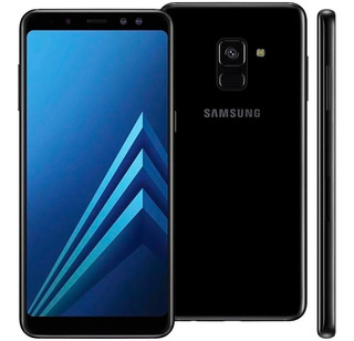 Smartphone Samsung Galaxy A8 A530 64gb 4g 16mp Open Box 1