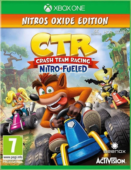 Crash Team Racing Nitros Oxide Edition - Xbox One - Digital