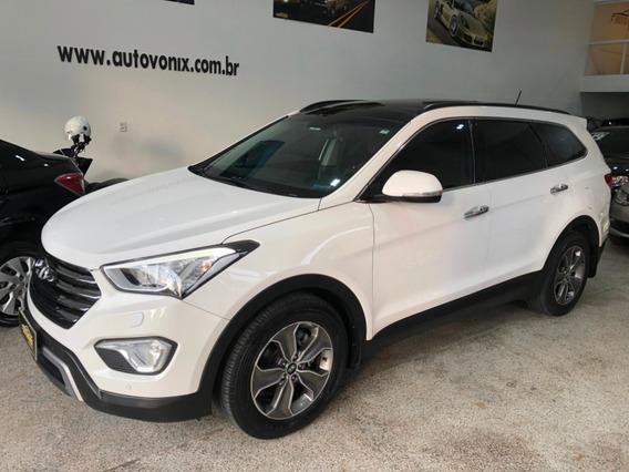 Hyundai Santa Fe Gls 3.3l V6 4x4 (aut) 7l Gasolina Automát