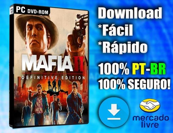 Mafia 2 Definitive Edition - Pc - Completo Em Português!