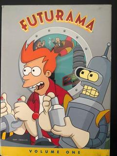 Futurama Temporada 1. Dvd Box Set Original
