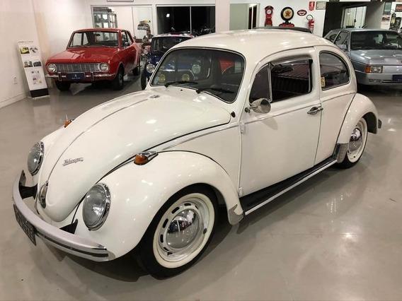 Volkswagen Fusca 1972 (placa Preta )