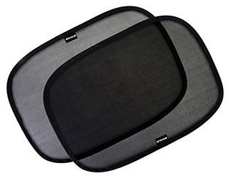 Enovoe Car Window Shade 4 Pack 21x14 Cling Sombrilla Para Ve