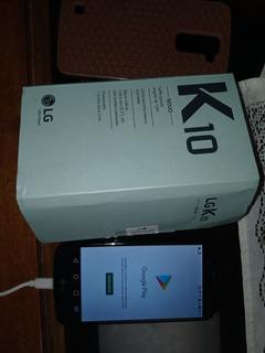 Celular K10 Usado