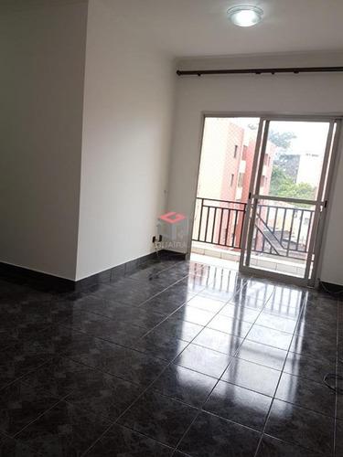 Imagem 1 de 12 de Lindo Apartamento À Venda - 3 Quartos - 1 Vaga - Nova Petrópolis - São Bernardo Do Campo - Sp - 75188