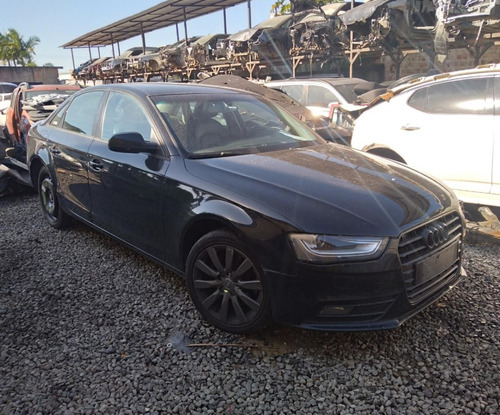 (14) Sucata Audi A4  2.0 2013/2014 Tfsi  (retirada Peças)