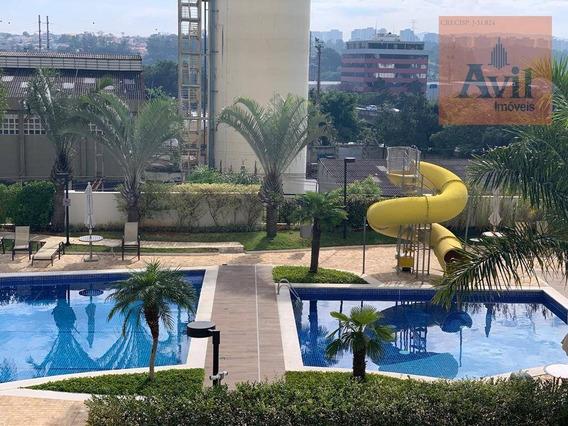Apartamento 4 Dormitórios 1 Suíte 2 Vagas Mobiliado À Venda Vila Leopoldina - São Paulo - Ap2844