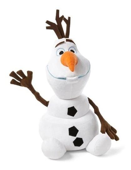 Pelúcia Boneco Olaf Desenho Frozen 30 Cm Pronta Entrega