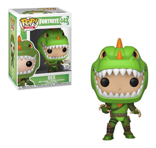 Funko - Fortnite Rex #443