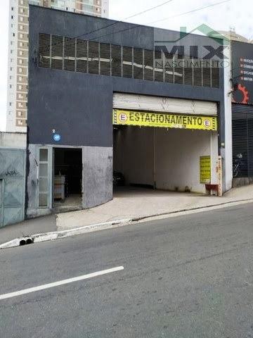Galpão Em Baeta Neves  -  São Bernardo Do Campo - 3366