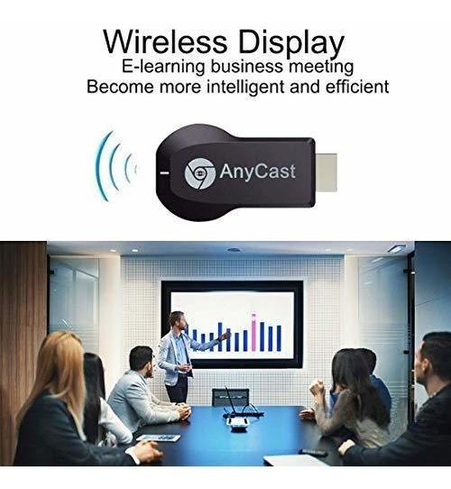 Para Televisor Dongle Adaptador Pantalla Wifi 1080p 0nud