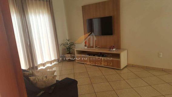 Casa Com 3 Dorms, Parque Dos Lagos, Ribeirão Preto - R$ 330 Mil, Cod: 56222 - V56222