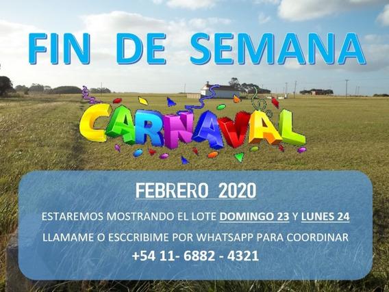 Terreno Lote Chapadmalal Mar Del Plata Miramar
