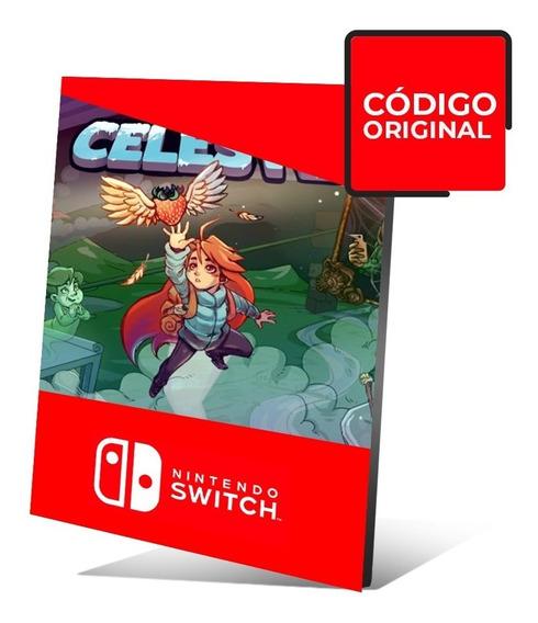 Celeste - Jogo Nintendo Switch - Código Digital
