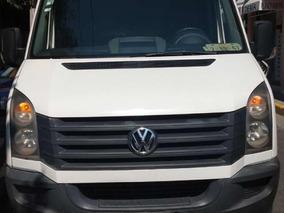 Volkswagen Crafter 2.0 Cargo Van 3.88 Ton Mwb Mt 2016