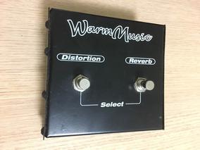 Foot Switch Warm Music 2 Canais / Eita Agora O Bicho Pegou