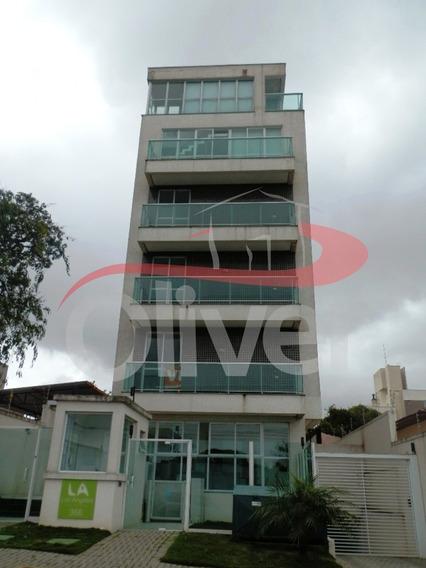 Edifício Los Angeles, Apartamento 1 Dormitório, 1 Vaga De Garagem, Santa Quitéria, Curitiba, Paraná - Ap00647 - 33407178