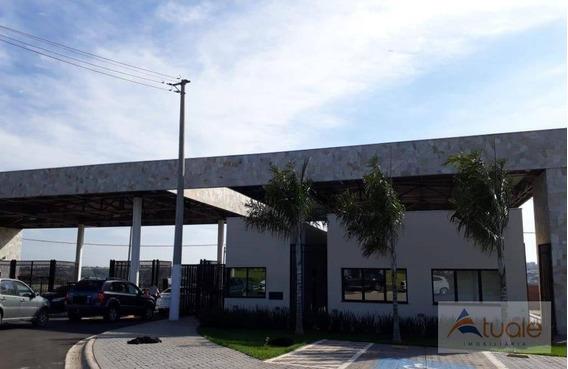 Terreno À Venda, 309 M² - Residencial Jardim Do Jatobá - Hortolândia/sp - Te0715