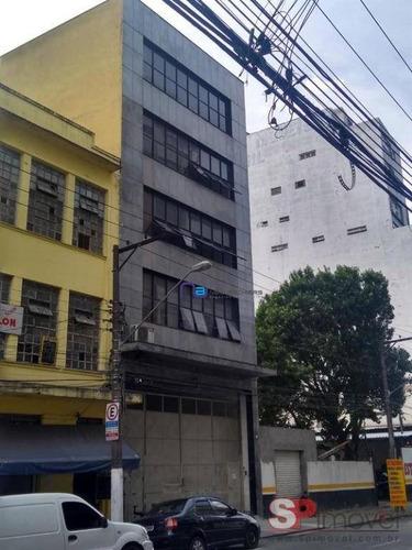 Prédio Para Alugar, 1800 M² Por R$ 30.000,00/mês - Brás - São Paulo/sp - Pr0163