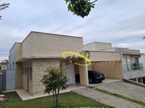 Casa Com 3 Dormitórios À Venda, 281 M² Por R$ 1.600.000,00 - Vintage - Cotia/sp - Ca5163