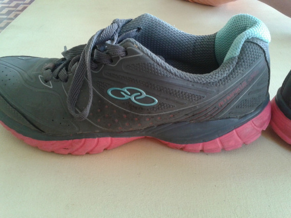 Zapatillas Olympikus Talle 38 Impecables !!!