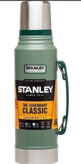 Termo Stanley 1l Original - Color Verde