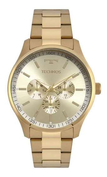 Relógio Technos 6p29ajn-4x - Dourado