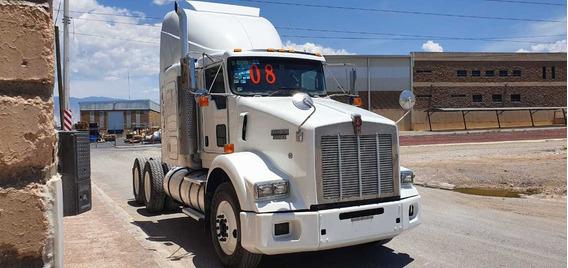 Tractocamión Kenworth T800 2008 $595,000.00m.n #154
