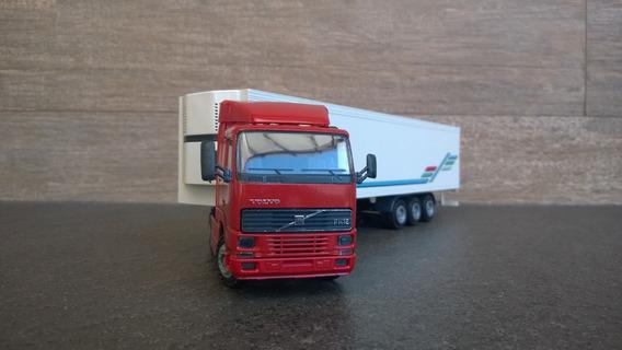 Miniatura Caminhão Volvo Fh Conrad = Arpra 1/50