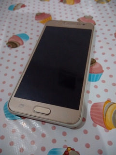 Smartphone Samsung Galaxy J5 Prata