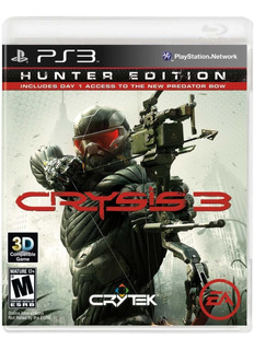 Ps3 - Crysis 3 Hunter