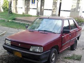 Renault 9 Modelo 1993. No Negociable. No Permutas.